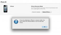 restore itunes to get rid of other space on iphone ipod and ipad
