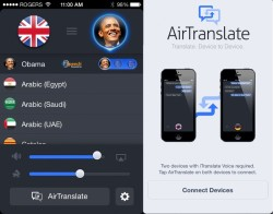 itranslate voice airtranlate review