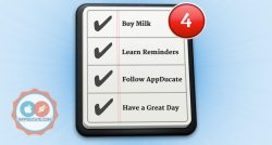 how do i use reminders app, best reminder for iphone ipod and iPad